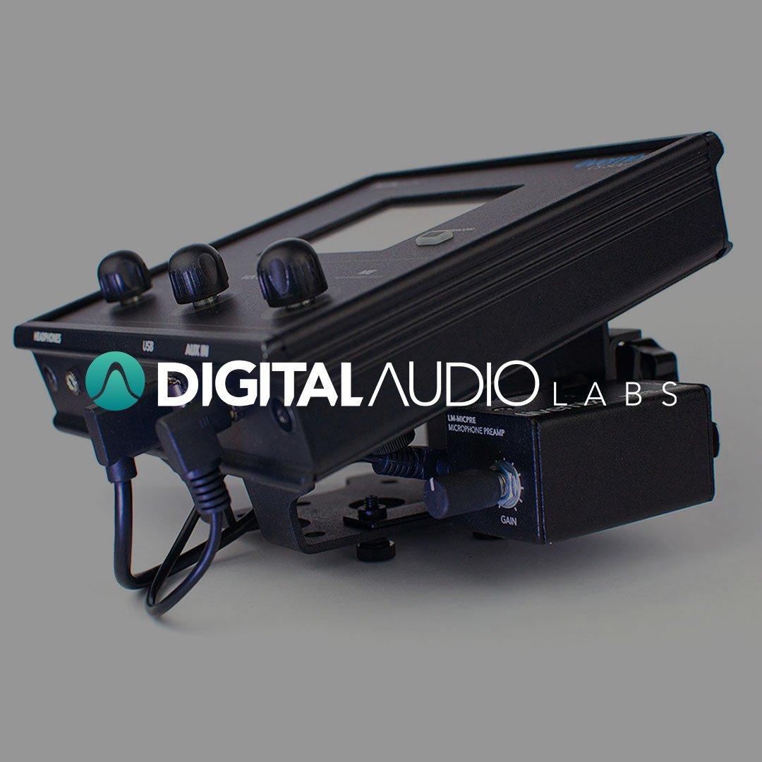 Digital Audio Labs - Firebrand Creative Client