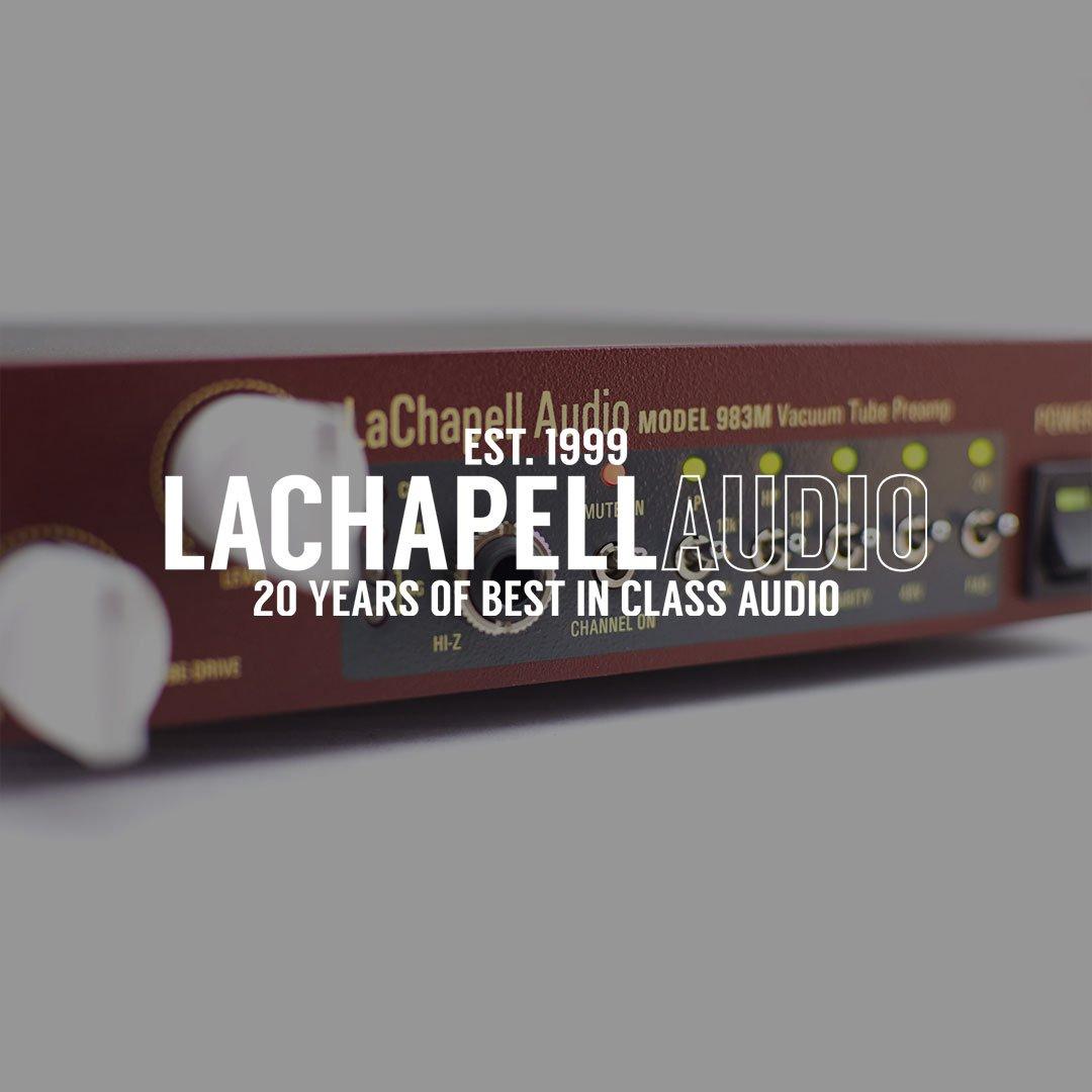 LaChapell Audio - Firebrand Creative Client