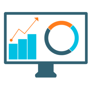 Analytics and Metrics - Data Analyisis Icon